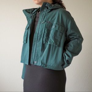 NWOT OBEY Ollie Utility Jacket Women's Size Small